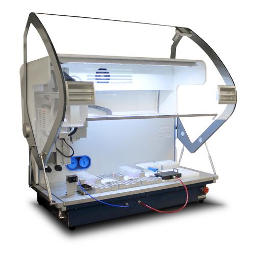 欧罗拉在2013年匹兹堡展会上发布最新的自动化固相萃取工作站VERSA 1100 SPE